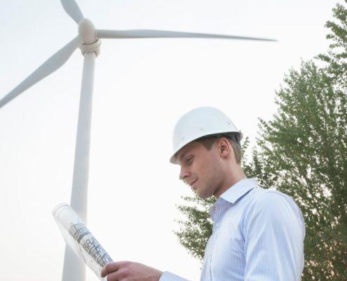 corso di progettazione di un sistema eolico